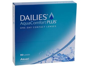 Слика на DAILIES COMFORT PLUS 90 pck